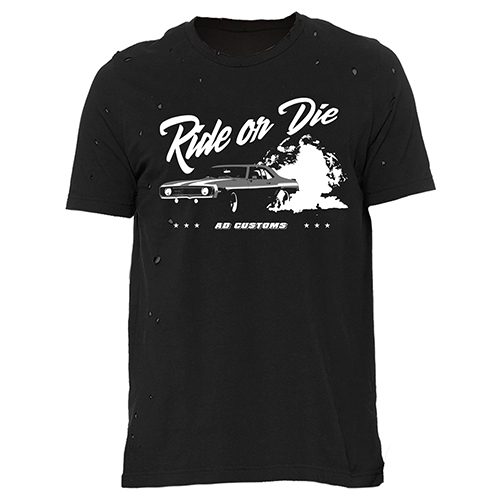 Ride or Die Tee