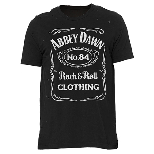 Abbey Dawn Rock & Roll Tee
