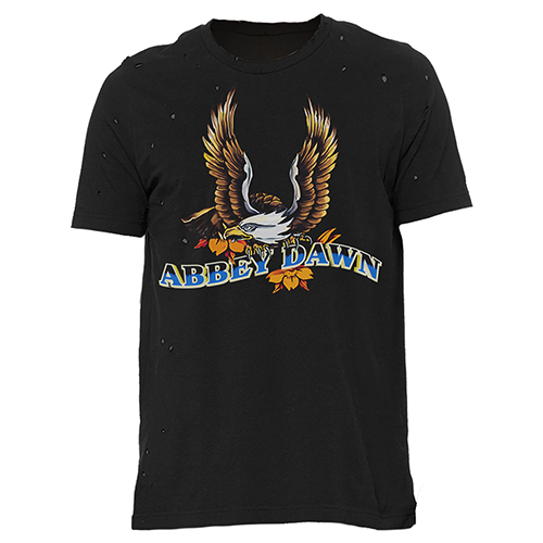 Abbey Dawn Eagle Tee