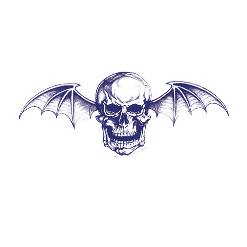 Deathbat Sticker