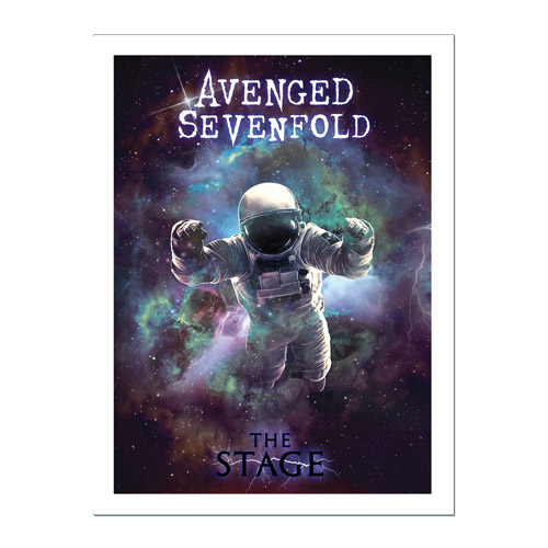 8f7ede79d Avenged Sevenfold Official Store | The Stage Space Man Limited ...