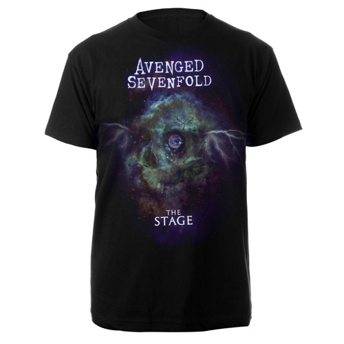The Stage Album Cover Tee