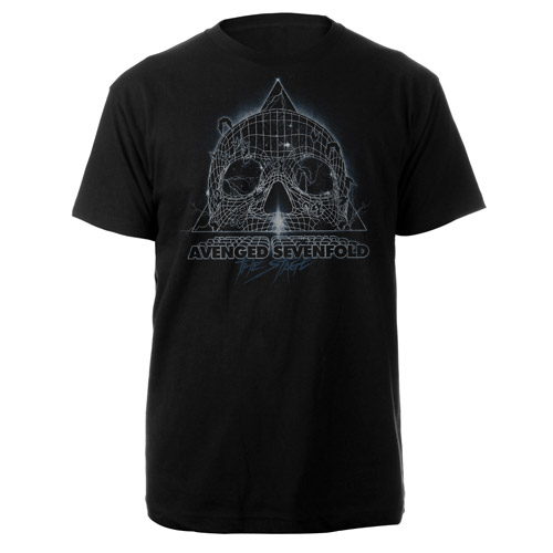 The Stage Skull Tee