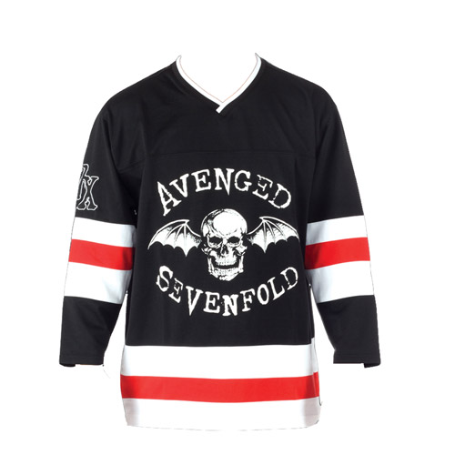 Red Seven Hockey Jersey