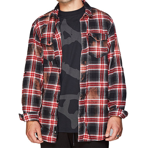 A7X Flannel Tee