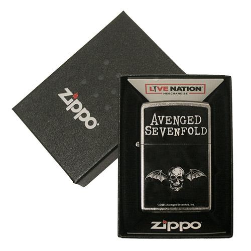 Deathbat Zippo