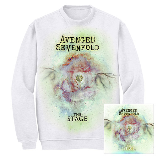 The Stage Deluxe Sweatshirt & Double CD