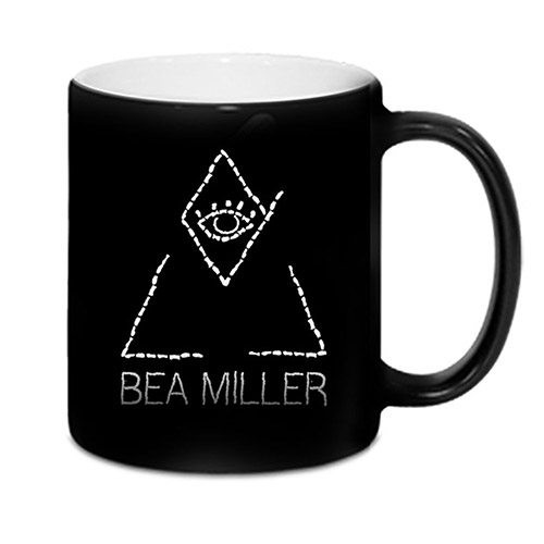 Bea Miller Heat Reveal Mug