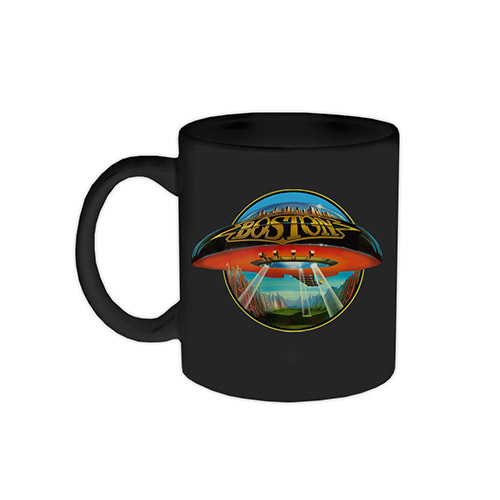 Boston 'Don't Look Back' Mug