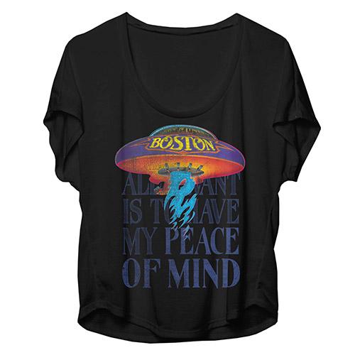 Peace of Mind Dolman Tee