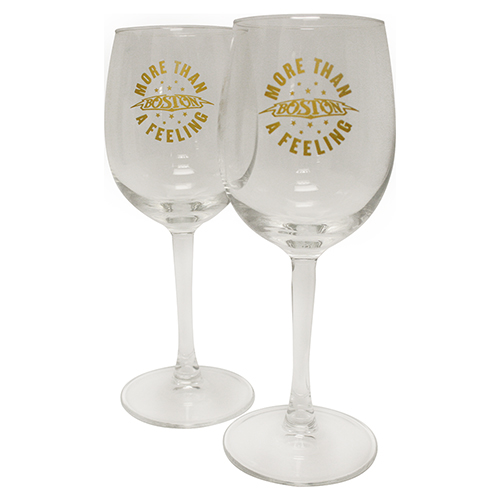 Boston Wine Glass Set