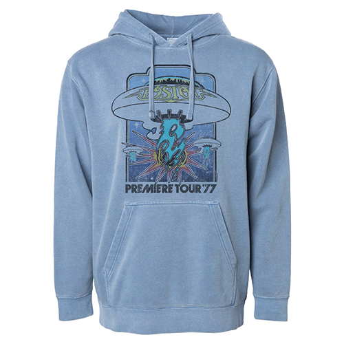 Premiere Tour '77 Pullover Hooded Sweatshirt