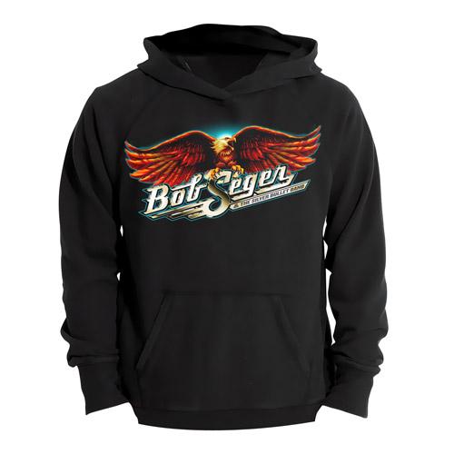Bob Seger Pullover Eagle Hoodie