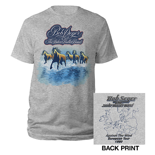 Against the Wind Vintage Tour Tee