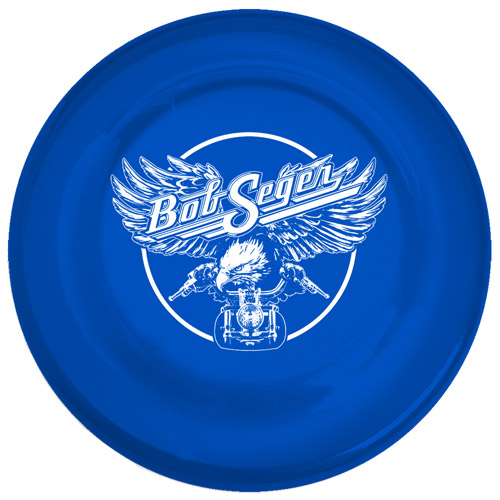 Motorcycle Eagle Flying Disc