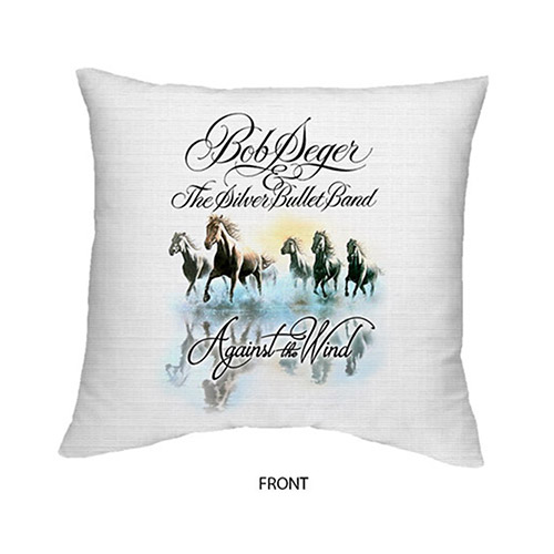 Against the Wind Pillow