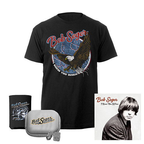 I Knew You When  Vinyl, Tee, Coozie & Charger Set