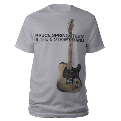 Esquire Guitar Springsteen Tee
