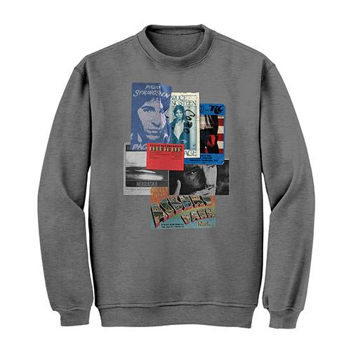 Bruce Springsteen Crewneck Sweatshirt