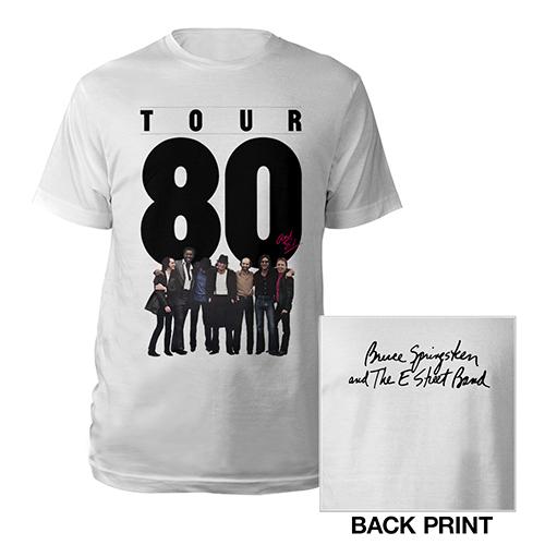 Tour '80 Tee