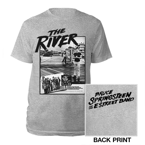 The River Photo Collage Tee