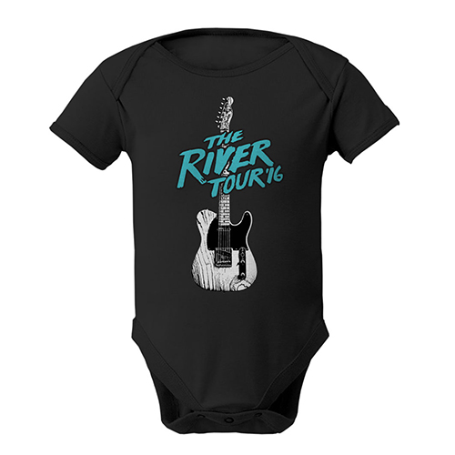 bf33631c5 Bruce Springsteen Official Store | The River Onesie