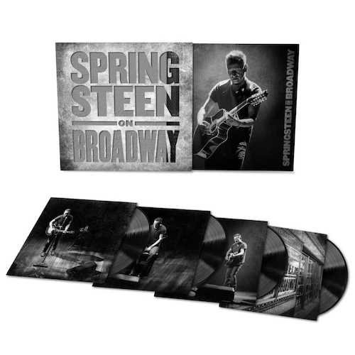 Springsteen on Broadway 4LP