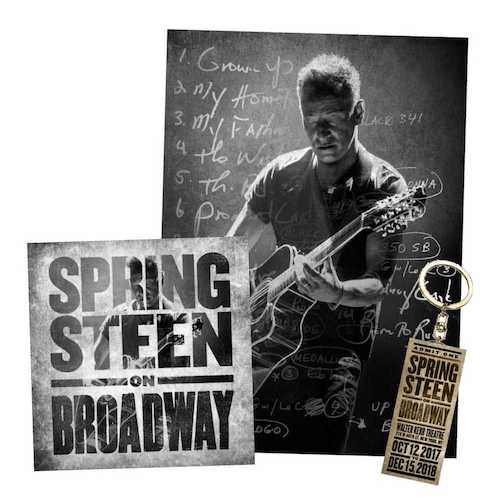 Springsteen on Broadway CD Super Bundle