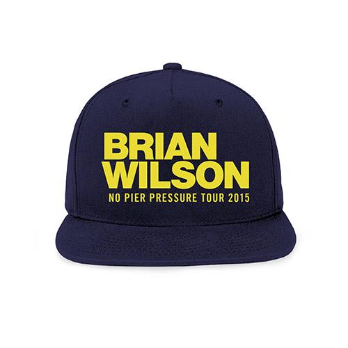 Brian Wilson Logo Hat