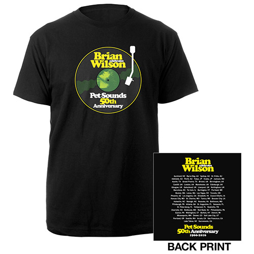 Pet Sounds 50th Anniversary Tour Tee