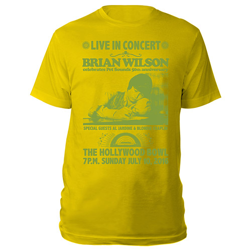 Hollywood Bowl exclusive event tee