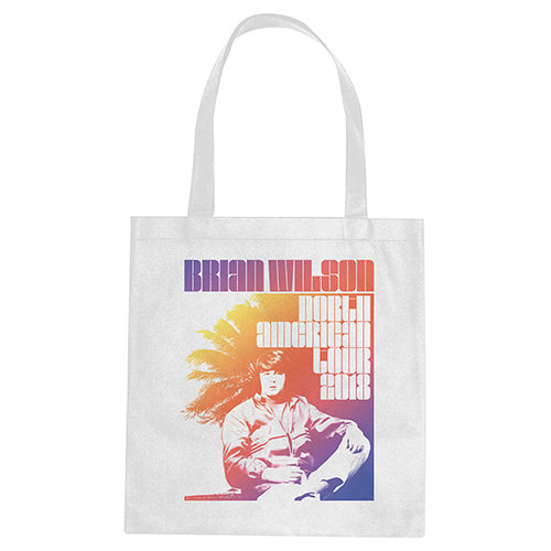 Brian Wilson 2018 Tour Tote Bag
