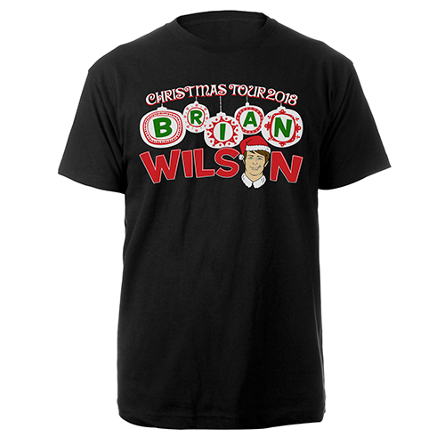 Brian Wilson Holiday Tour 2018 Tee