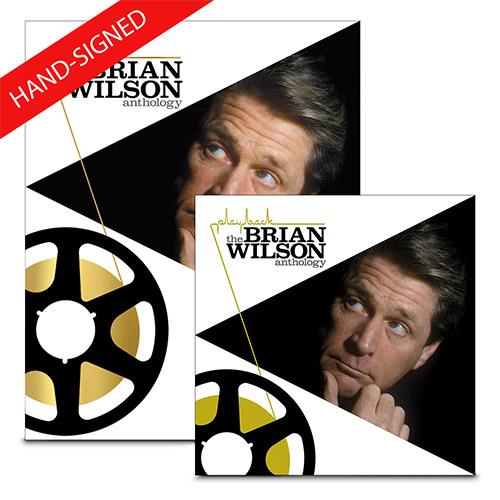 Playback: Brian Wilson Anthology Vinyl & Hand Signed Litho