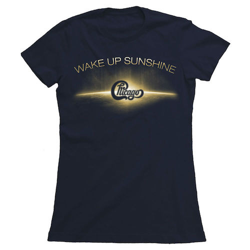 Chicago Women's Wake Up Sunshine Tee
