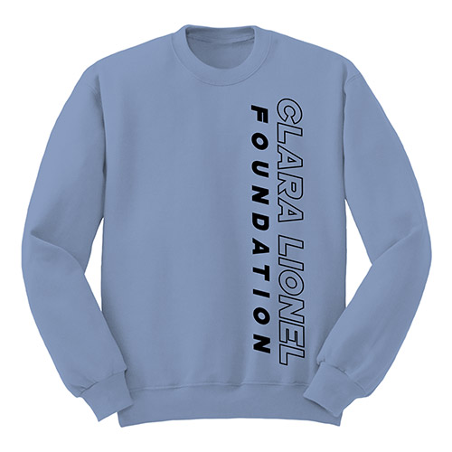 Clara Lionel Foundation Crew Neck Sweatshirt
