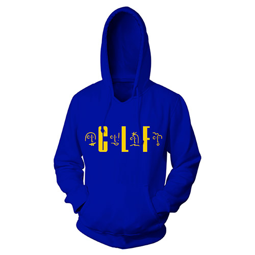 Clara Lionel Foundation Pullover Sweatshirt