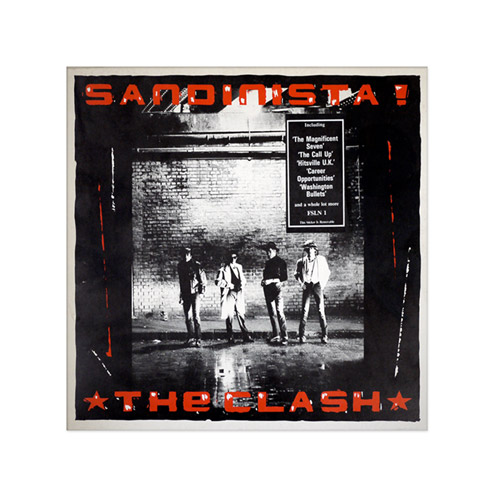 Sandinista! Poster