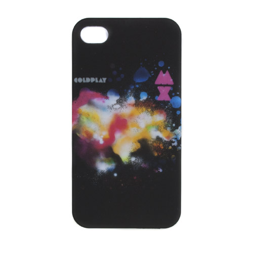 Mylo Xyloto iPhone 4 Case