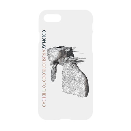 A Rush Of Blood To The Head iPhone 6/7 Case