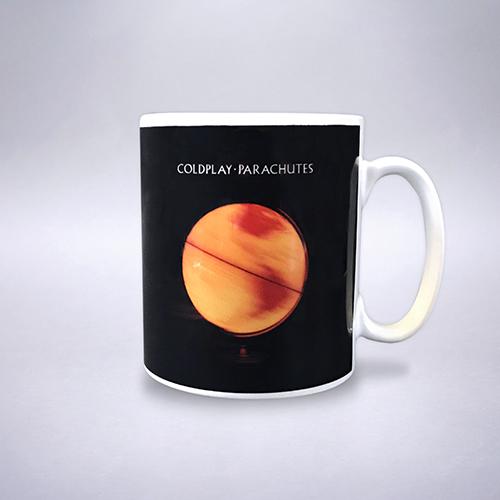 Parachutes Album Cover Mug