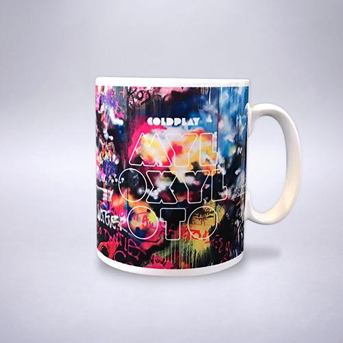 Mylo Xyloto Album Cover Mug