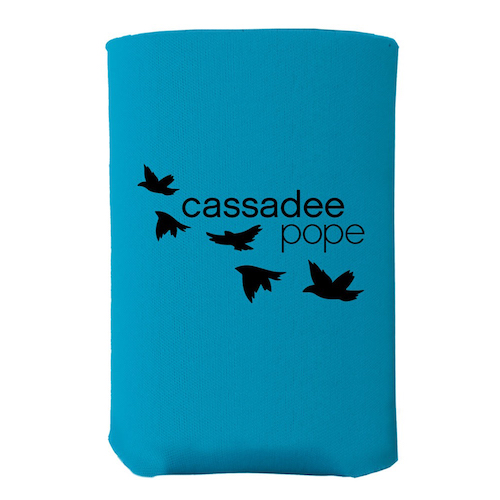 Cassadee Pope Blackbird Coozie