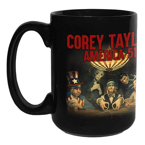 Corey Taylor America 51 Mug