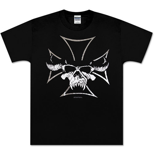 Danzig Iron Cross Tee
