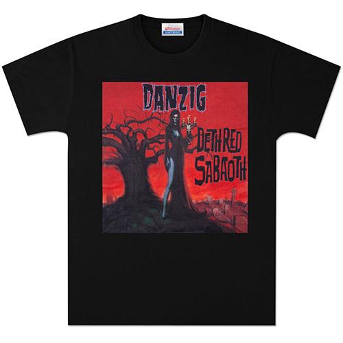 Danzig Dethred Sabaoth T-Shirt
