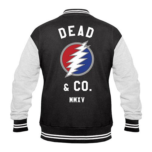 Dead and Company Varsity Jacket