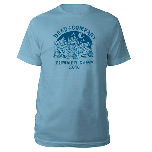 b159a938ff6d Youth Summer Camp Light Blue Tee