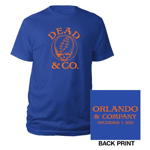New York Dead Event Tee