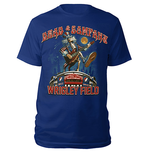 High Steppin' Over Wrigley Field Tee